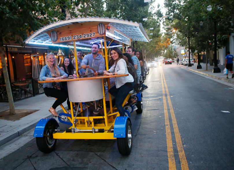 Bus Tours From Sacramento