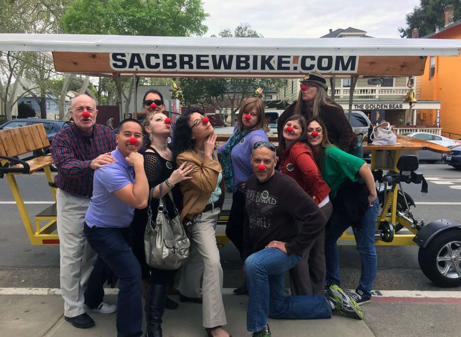Sacramento Team Beer and Bar Building Tours