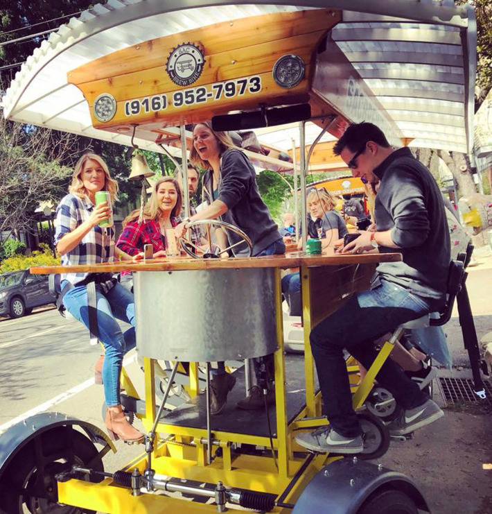 Sac Brew Bike featured in New York Magazine!