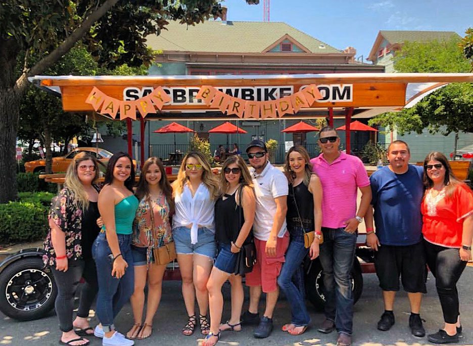 Sacramento Mixed and Private Bar Tours