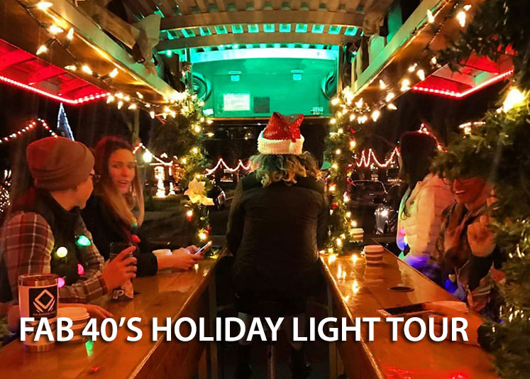 Fab 40's Holiday Tours