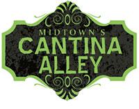 Cantina Alley Bar Logo